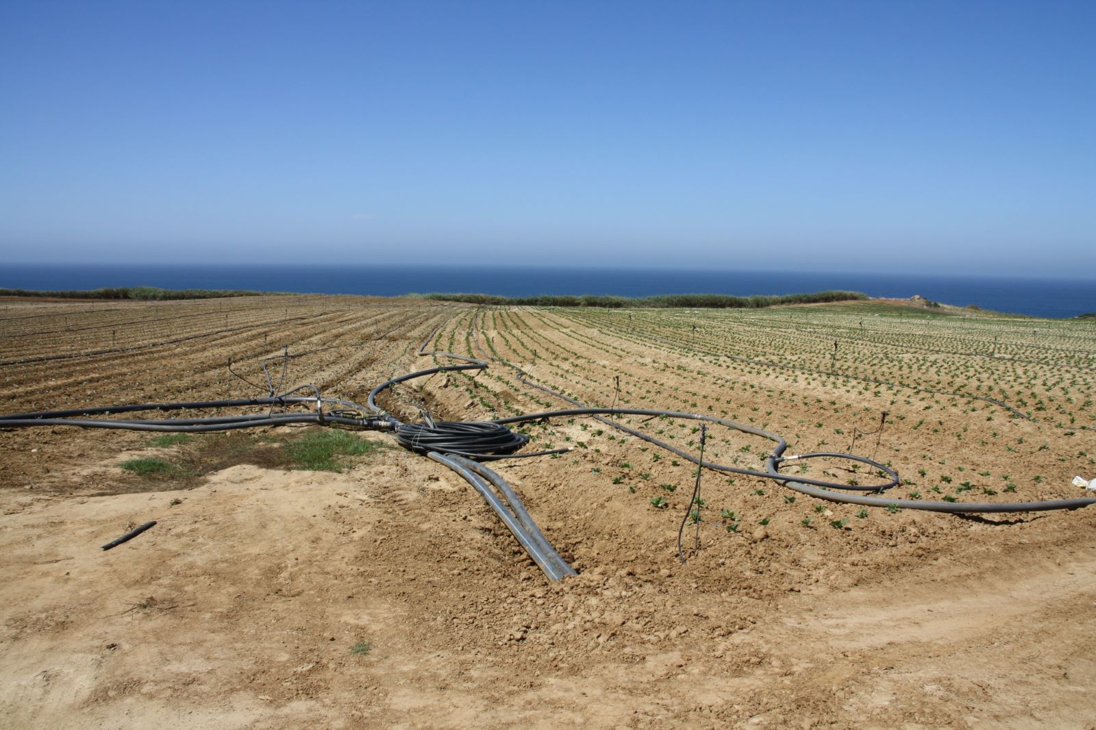 PLOT WITH SEA VIEW IN PENICHE FOR INVESTMENT