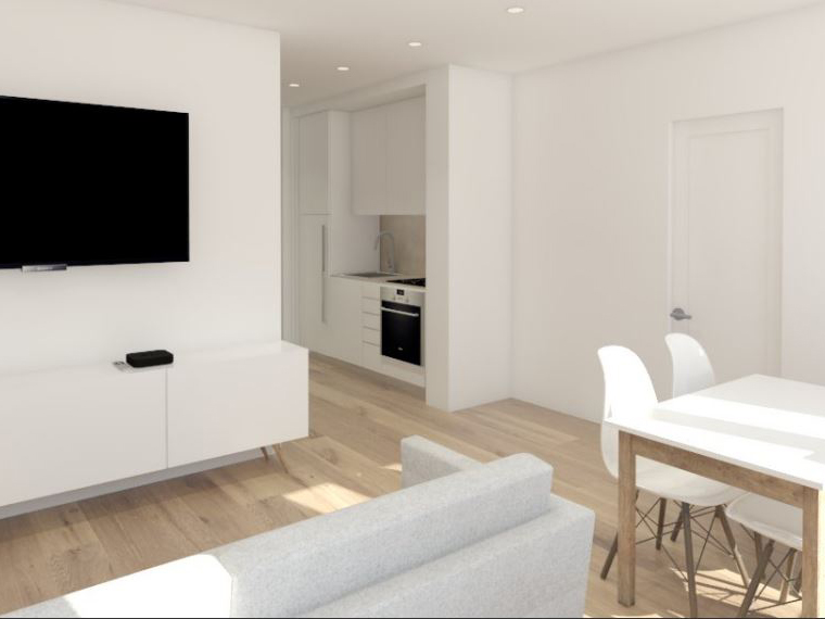 2 BEDROOM APARTMENT WITH GUARANTEED PROFITABILITY IN CAIS SODRÉ, LISBON