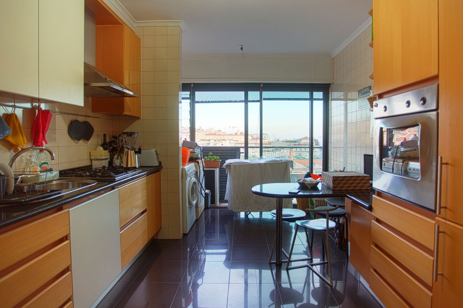 2 -BEDROOM APARTMENT WITH RIVER VIEW AND GARAGE IN ALCANTARA