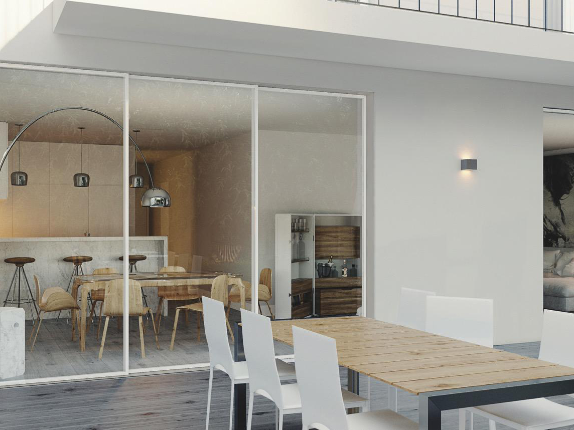5 BEDROOM DUPLEX APARTMENT WITH POOL, IN LAPA, LISBON